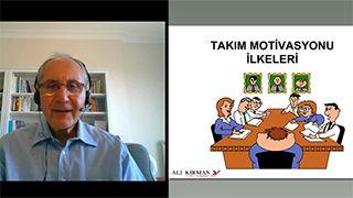 TAKIM MOTİVASYONU İLKELERİ - 4
